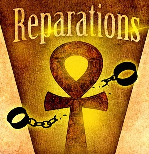 Reparations Stage Play