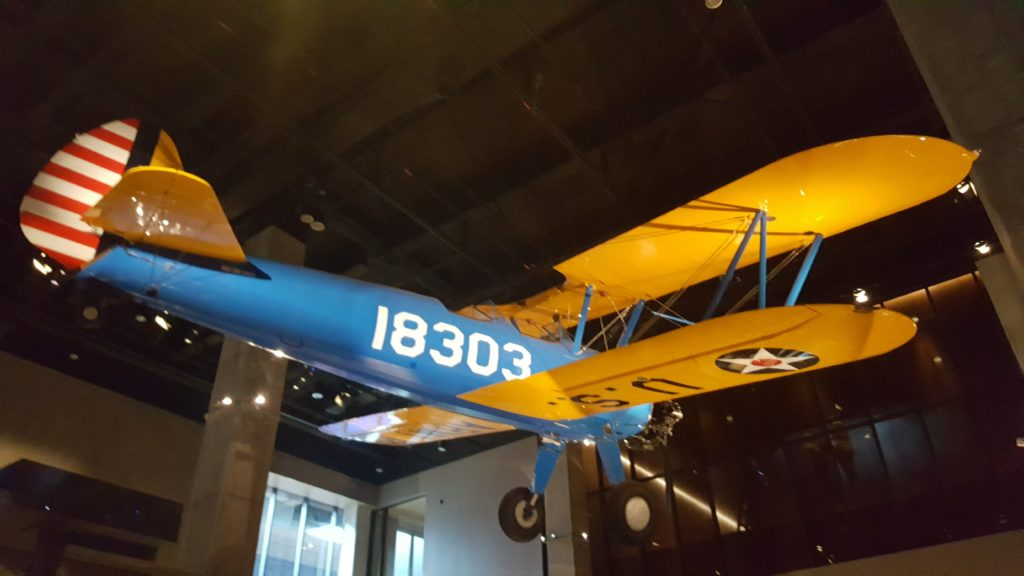 Tuskegee airplane